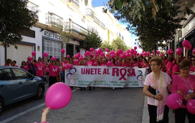 Marsch 2016 gegen Brustkrebs