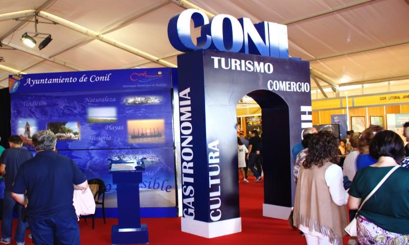 Feria de Torismo en Conil de la Frontera 2016