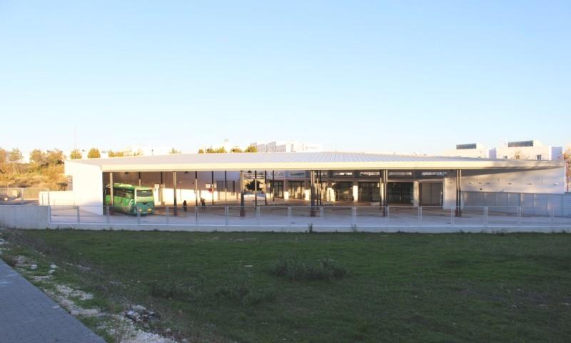 Busbahnhof Conil de la Frontera